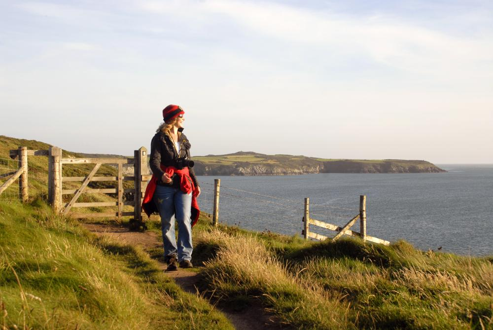 Discover the delights of the Cardigan Bay Coast Path
